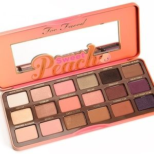 """Too Faced """"Sweet Peach"""" Pallet"""